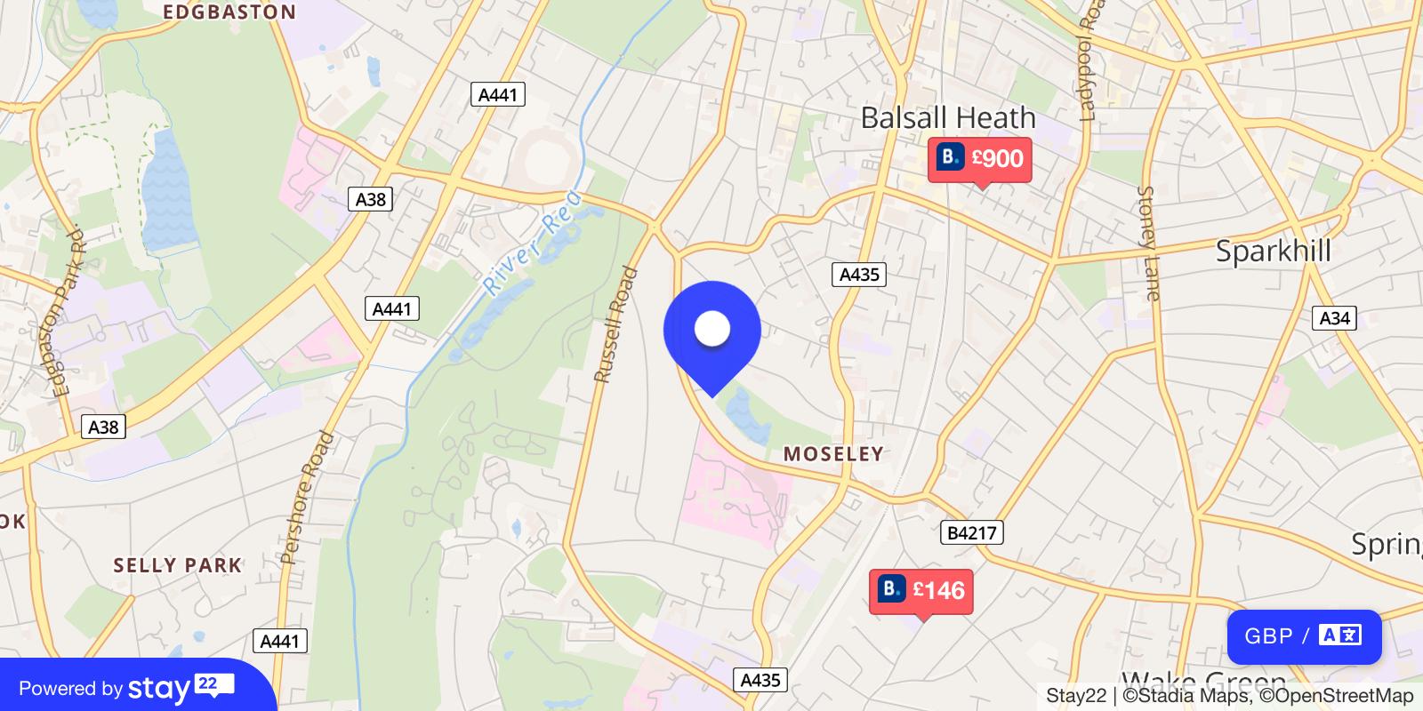 Moseley Park & Pool