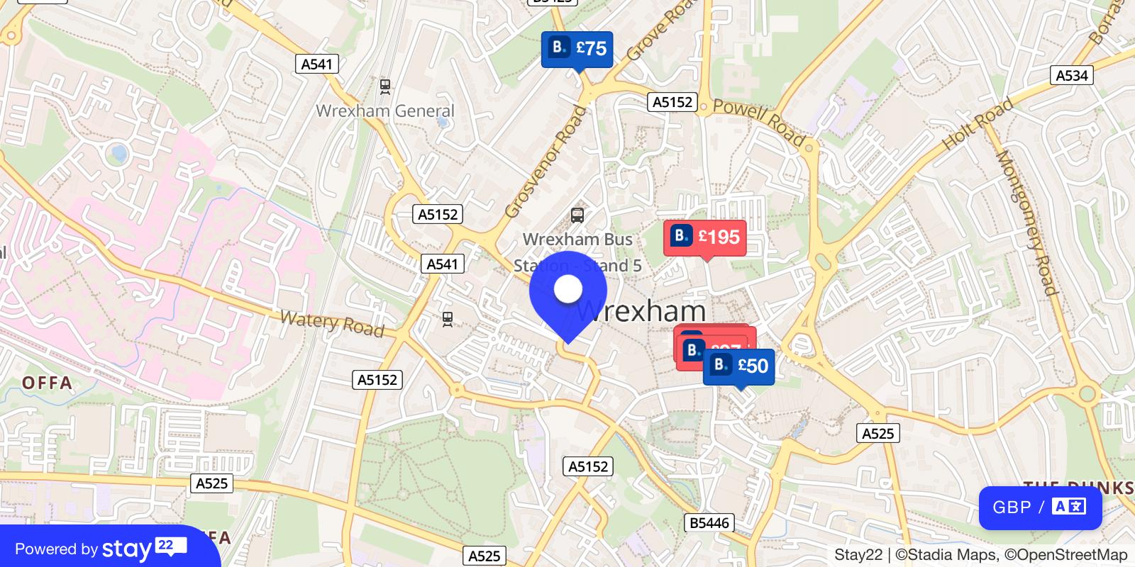 The Live Rooms Wrexham
